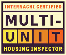 I'm an InterNACHI Certified Multi-Unit Housing Inspector.