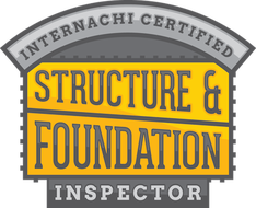 I am an InterNACHI Certified Structure & Foundation Inspector